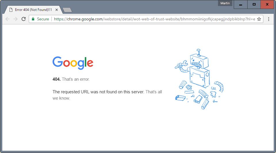 google wot