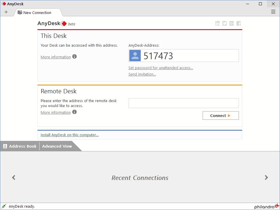 anydesk 3.0