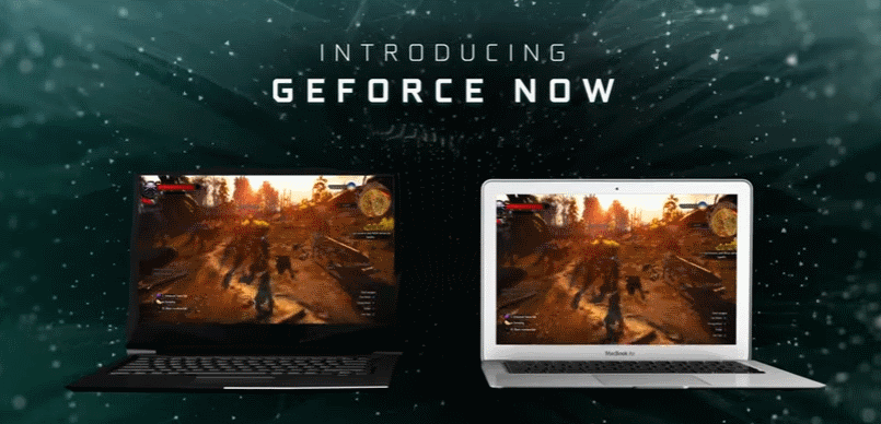 Nvidia reveals GeForce Now game streaming service
