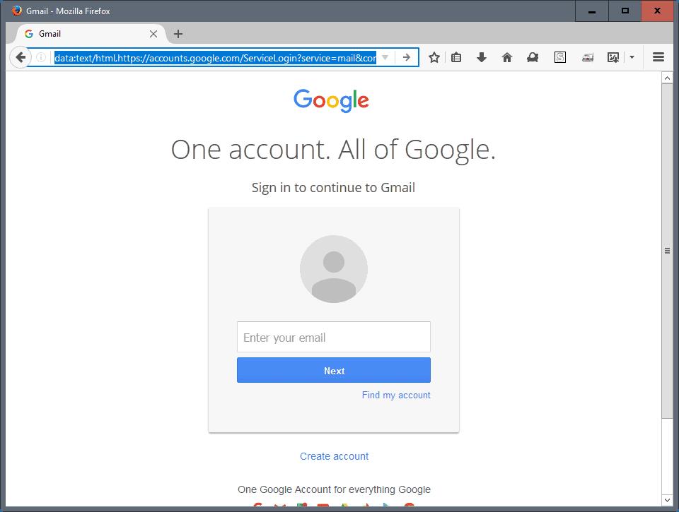 Beware: new sophisticated Gmail phishing attacks - gHacks ...