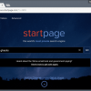 startpage tips