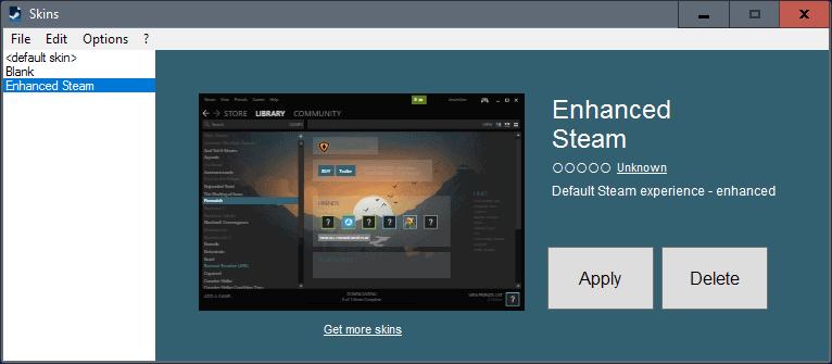 steam skin loader
