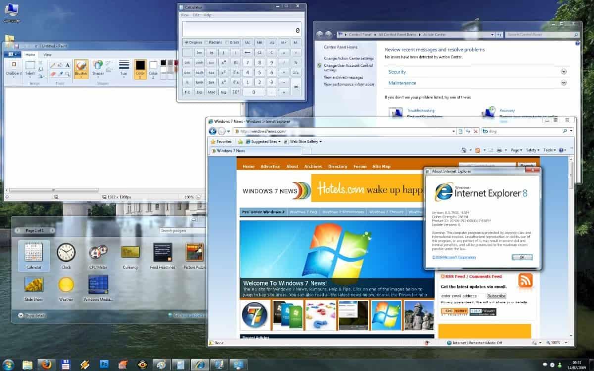 Windows 7: Microsoft waves an early goodbye