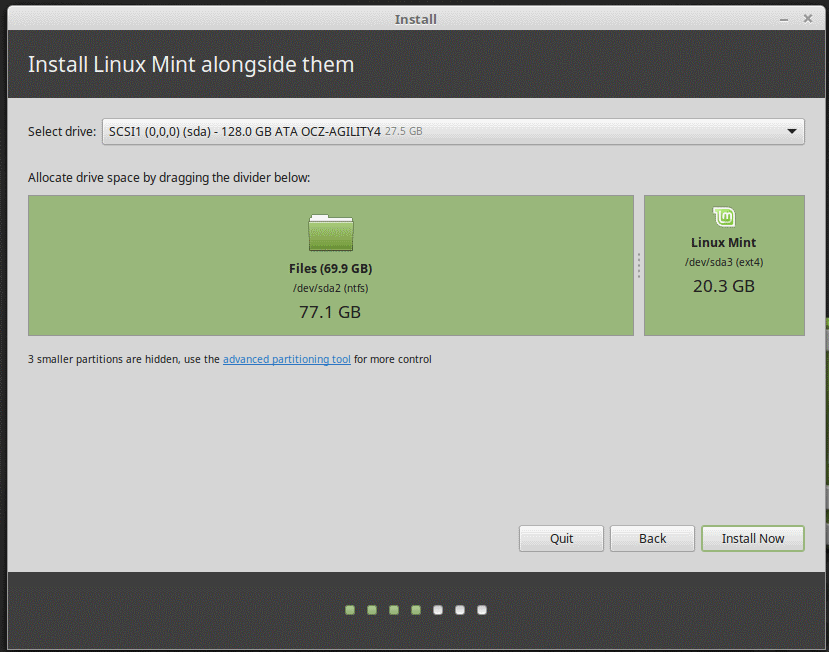 Setting up a Windows / Linux Mint Dual Boot using MBR - Tech