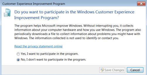 customer experience improvement program