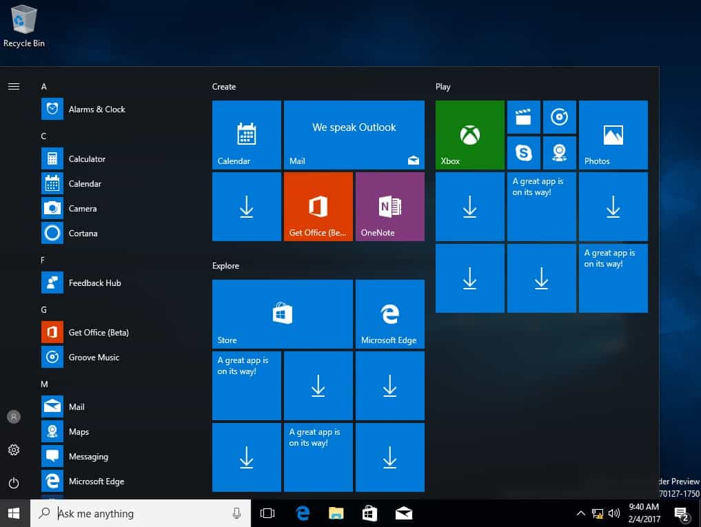 Windows 10 Cloud disappoints (first look)
