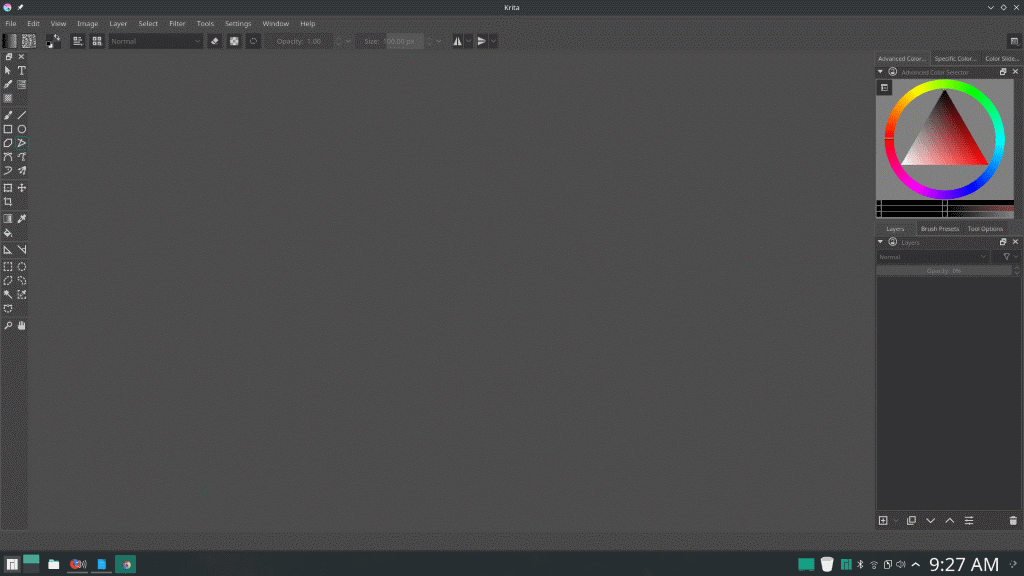 KDE Krita