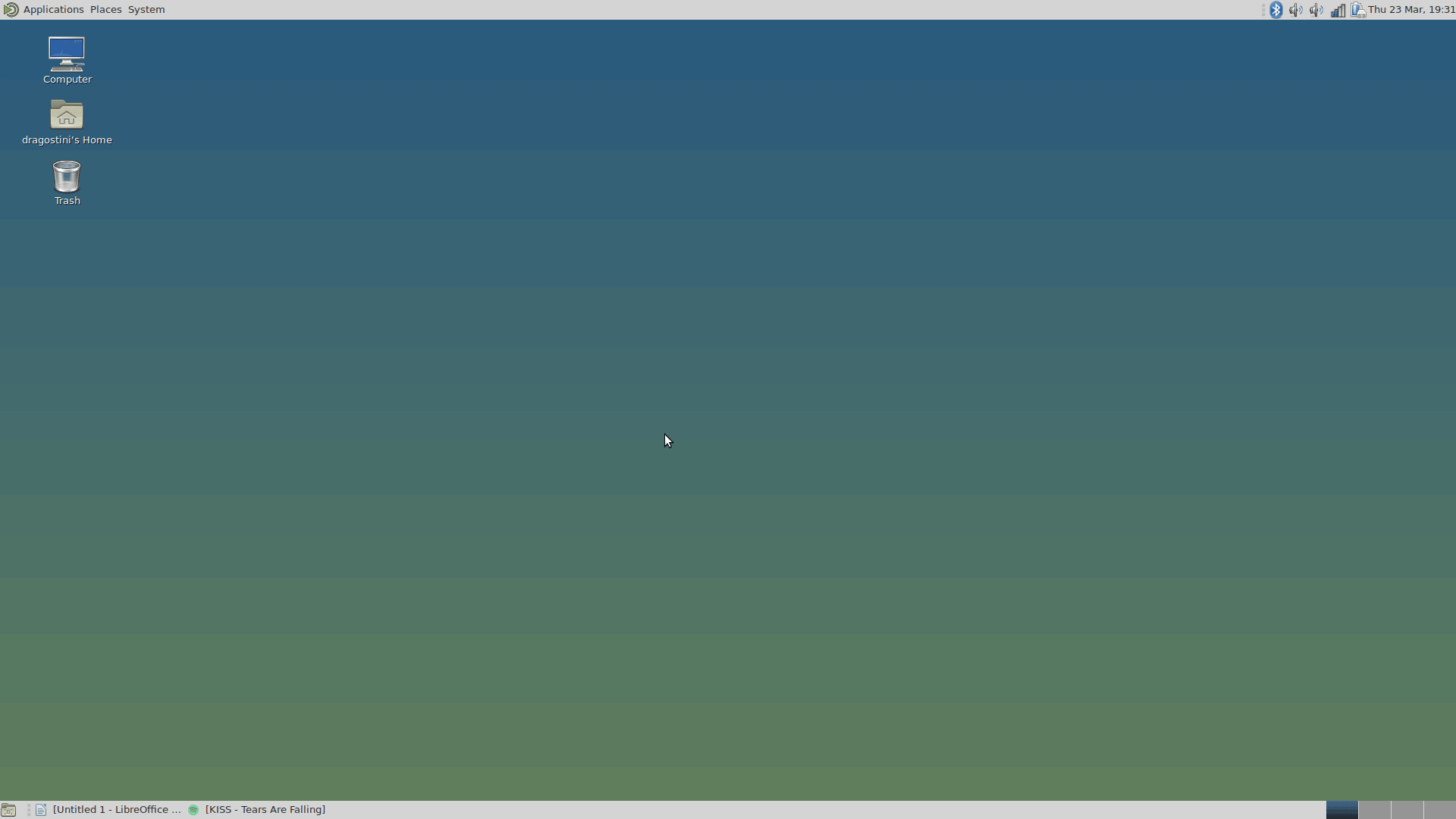 MATE Desktop Default