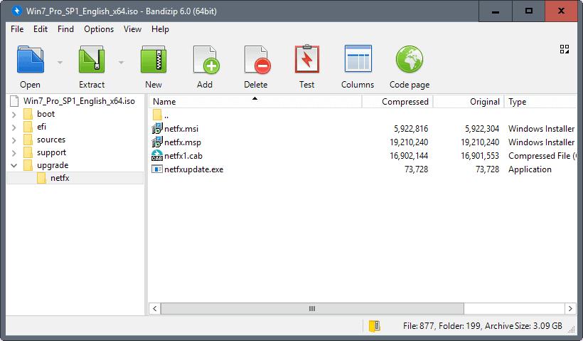 bandizip 6.0 classic