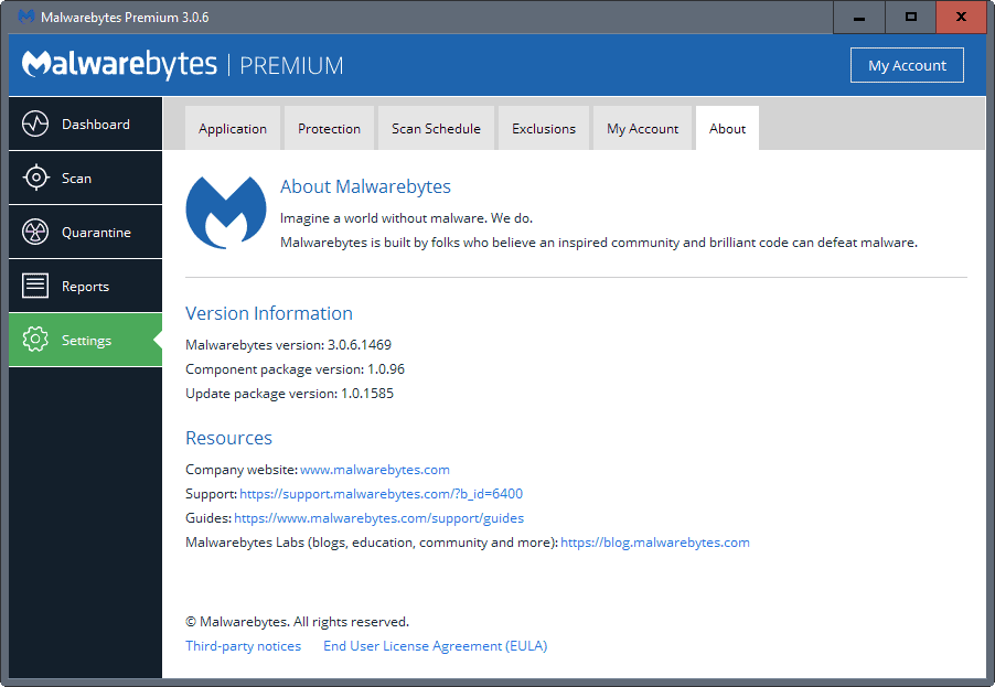 Malwarebytes releases another beta to fix Malwarebytes 3 issues