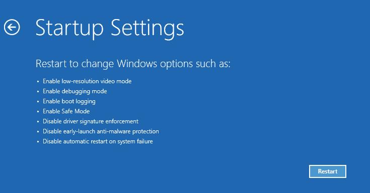 how to fix critical error in windows 10