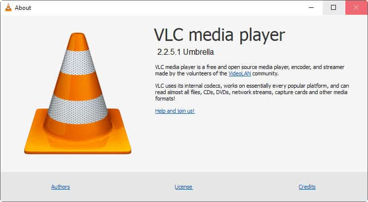 VLC Media Player 2.2.5.1 released - gHacks Tech News