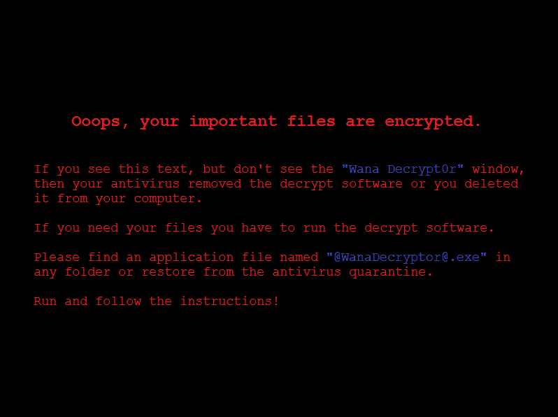 Global 'WannaCry' ransomware cyberattack seeks cash for data
