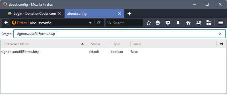 Firefox Diese Verbindung Ist Nicht Sicher Deaktivieren