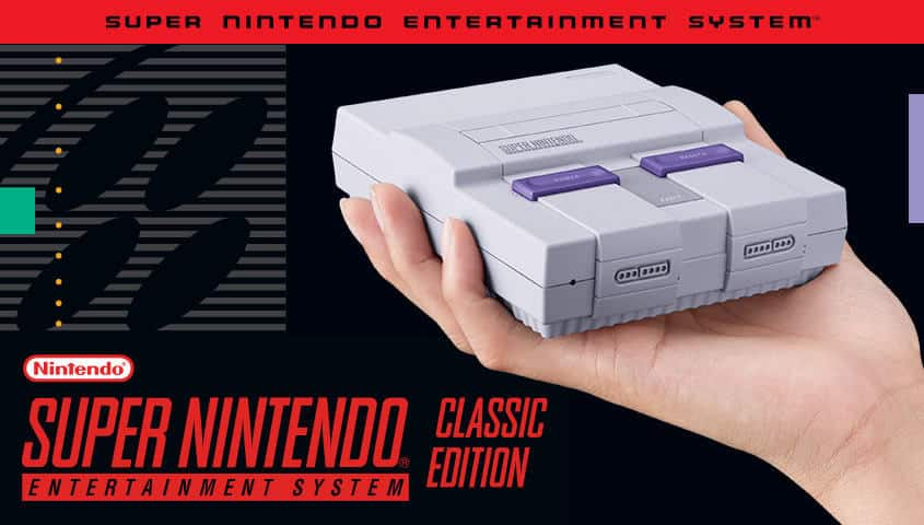 Nintendo snes classic comes with these 21 games ghacks - How much is a super nintendo console worth ...