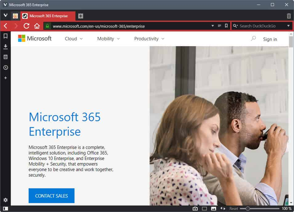 microsoft 365 enterprise