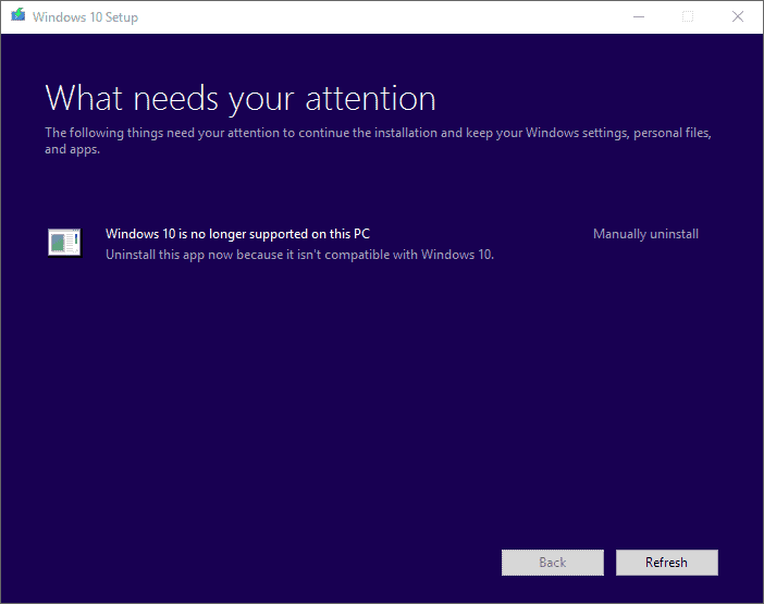 Microsoft's stance on unsupported hardware adds uncertainty to Windows 10
