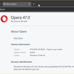 opera 47