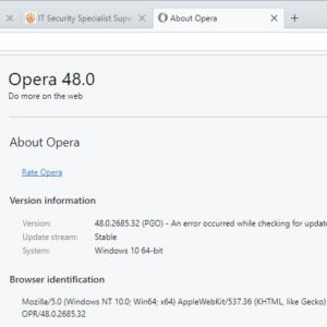 opera 48.0 stable