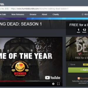walking dead season 1 free