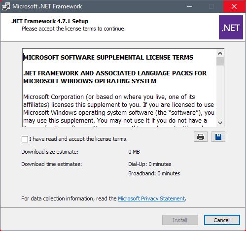 Microsoft releases .NET Framework 4.7.1 - gHacks Tech News