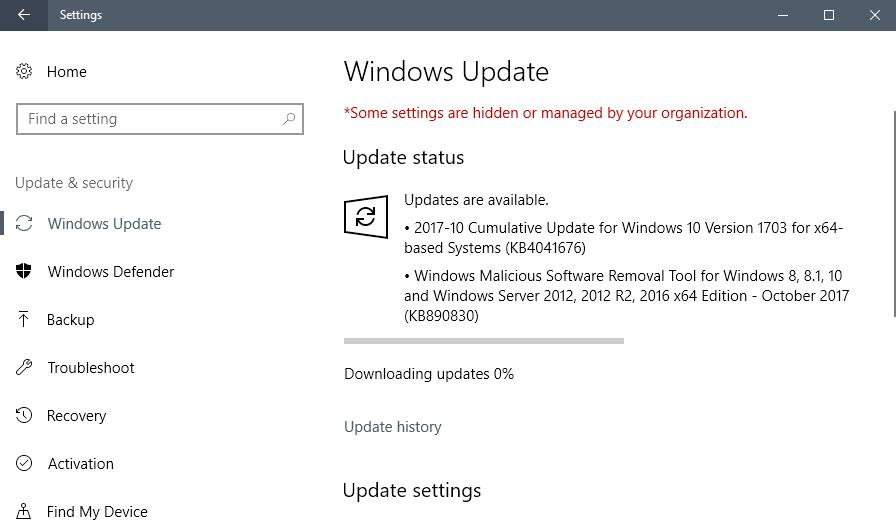 microsoft october 2017 security updates