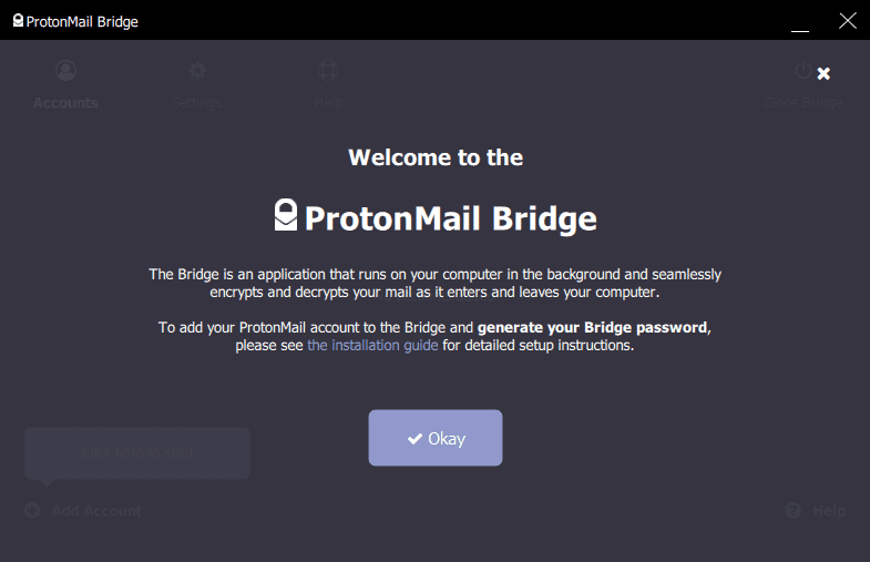 ProtonMail Bride: encrypted email for Outlook, Thunderbird, and Apple Mail