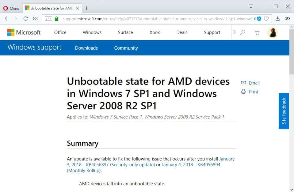 January 3, 2018—KB4056897 (Security-only update) - Windows ...