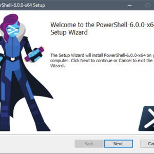powershell core 6.0