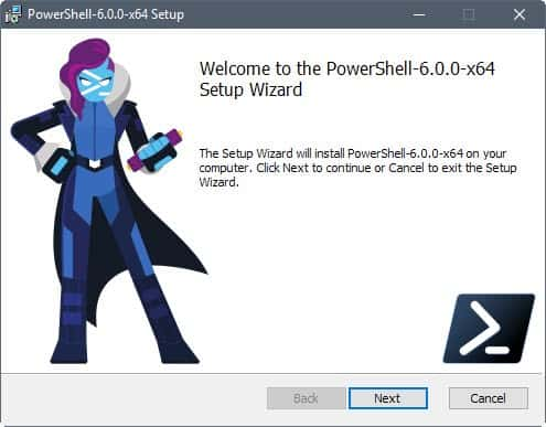 PowerShell vs. PowerShell Core, what you need to know