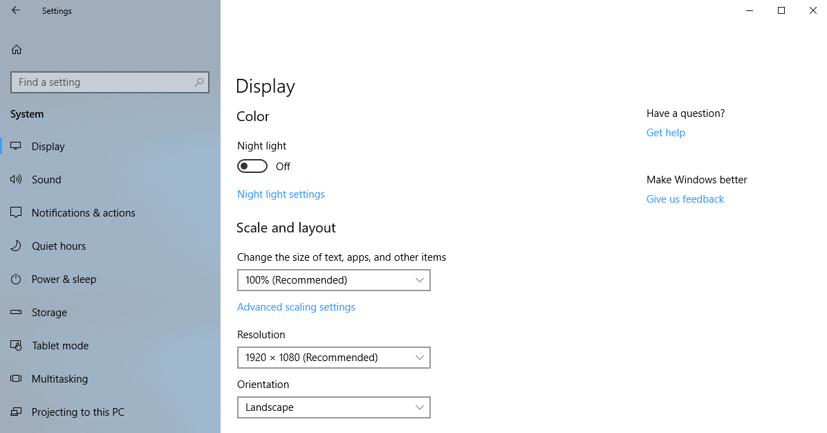 Disable Online Tips and Videos in the Windows 10 Settings app