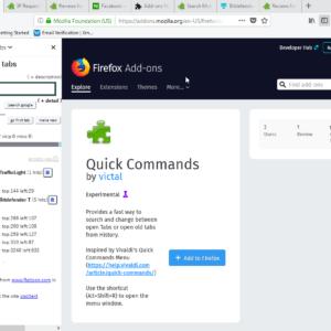 firefox search multi tabs