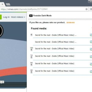 free video downloader chrome