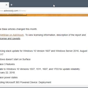 kbnew microsoft knowledgebase