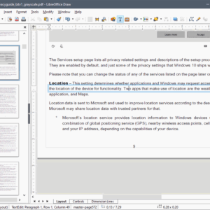 libreoffice pdf editing