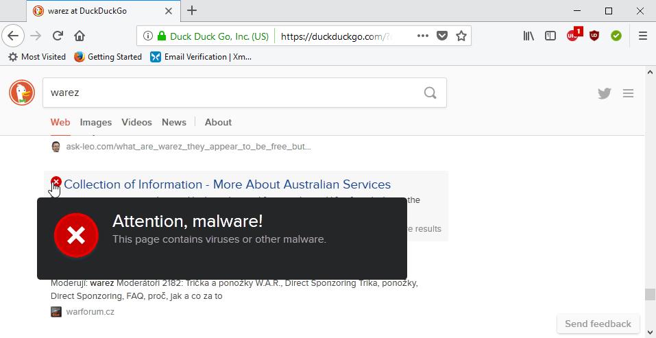 malware flag bitdefender