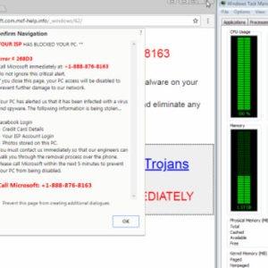 malwarebytes browser freeze