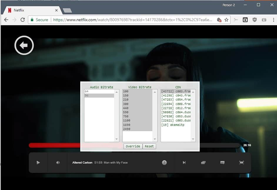 How to change the Netflix video quality on your computer