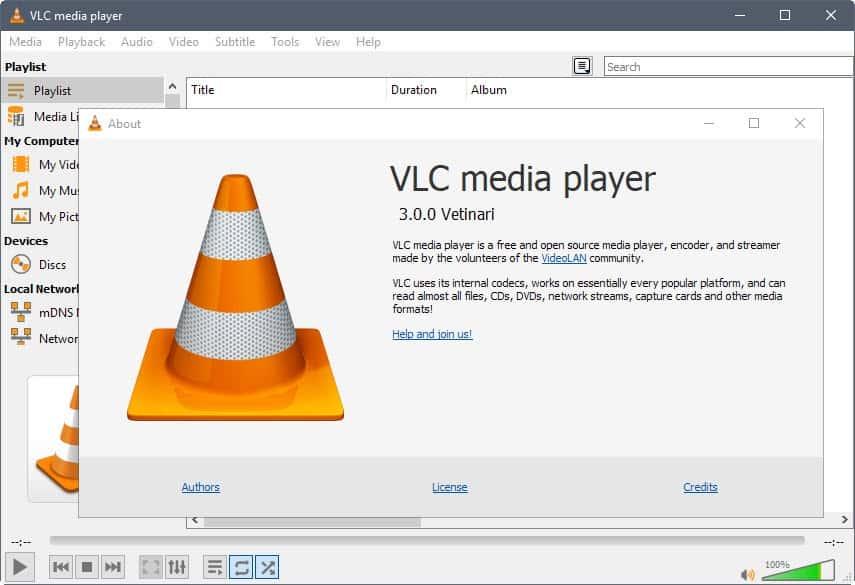 Vld Media Player