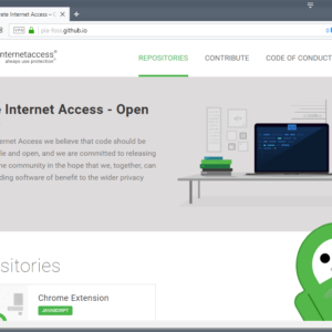 private internet access open source