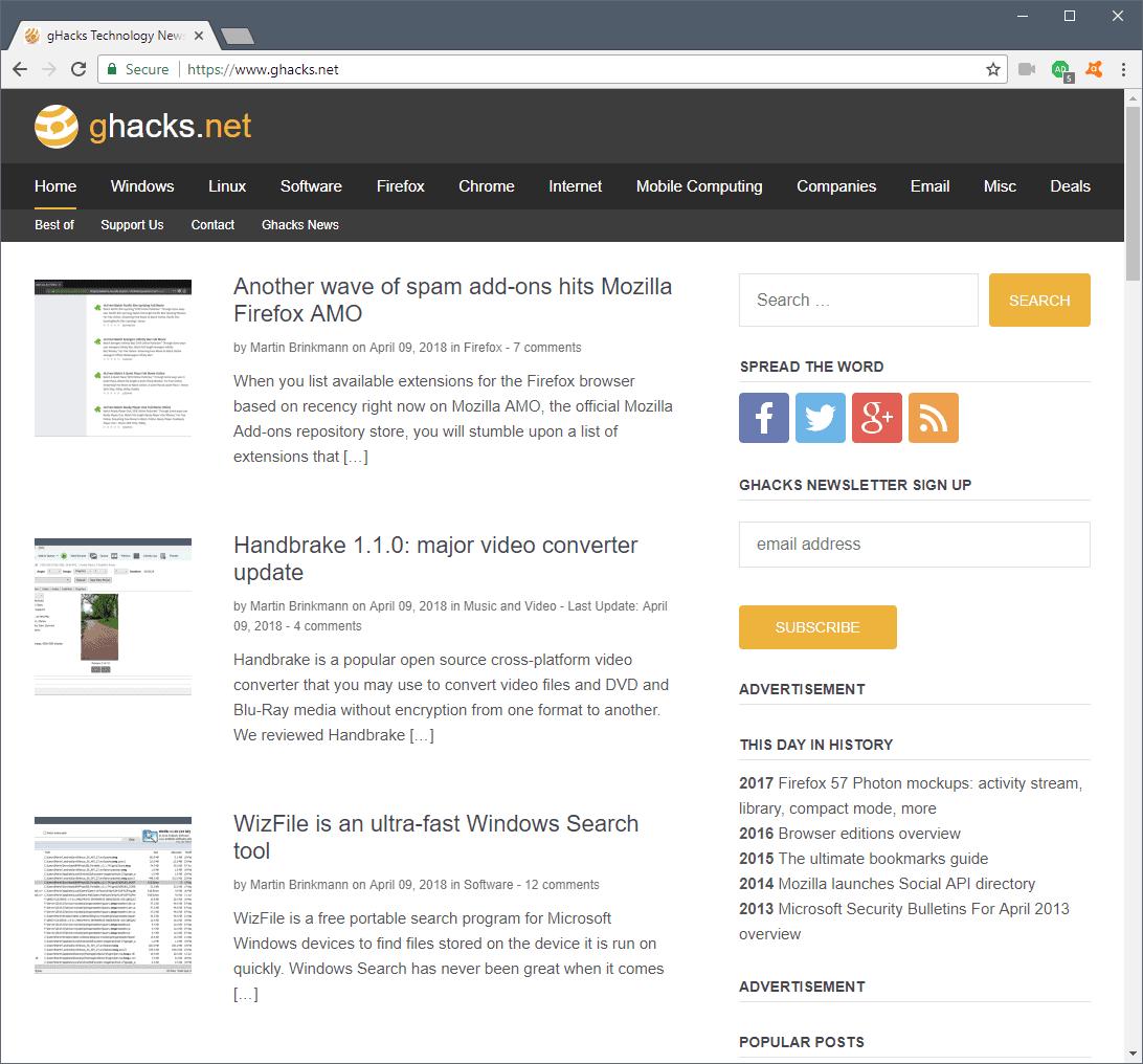 Avast Safe Browser