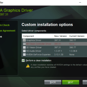 nvidia graphics driver 397.31