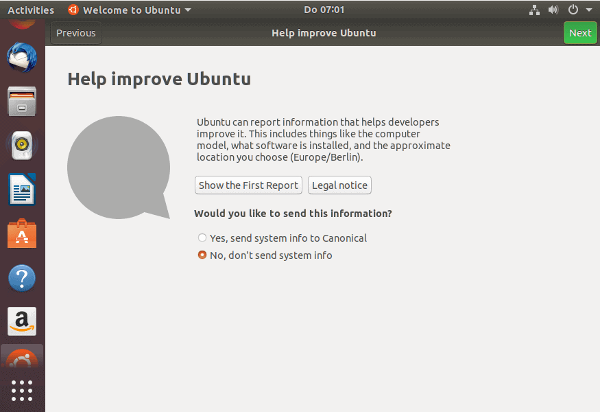 ubuntu telemetry