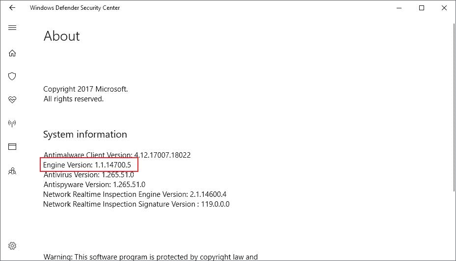 windows security vulnerability