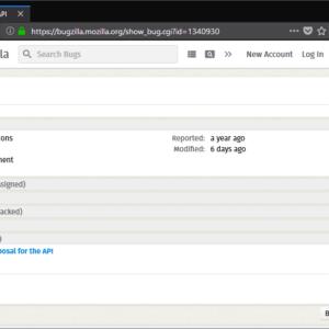 firefox webextensions apis