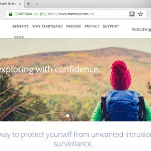 startmail startpage