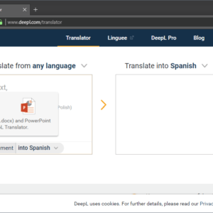 deepl translate documents