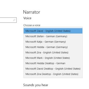 windows 10 voices
