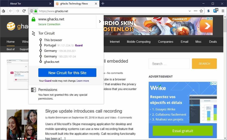 CK Geek: Tor Browser 8 0 is a big update